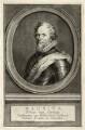 Maurice of Nassau, Prince of Orange, by Jacobus Houbraken, after  Michiel Jansz. van Miereveldt - NPG D26198