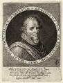 Maurice of Nassau, Prince of Orange, by Crispijn de Passe the Elder - NPG D26204