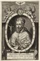 Pope Urban VIII (Maffeo Barbarini), by Jan van Mechelen - NPG D26213