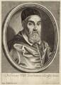Pope Urban VIII (Maffeo Barbarini), after Sir Peter Paul Rubens - NPG D26217