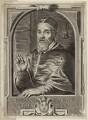 Pope Urban VIII (Maffeo Barbarini), by Pieter de Jode I - NPG D26218