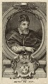 Pope Urban VIII (Maffeo Barbarini), by George Vertue - NPG D26220