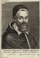 Pope Urban VIII (Maffeo Barbarini), by Lucas Vorsterman - NPG D26221