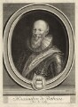 Maximilian de Bethune, duc de Sully, by Gérard Edelinck - NPG D26223