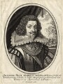 Antoine Coiffier-Ruzé, Marquis d'Effiat, published by Balthasar Moncornet, after  Unknown artist - NPG D26229