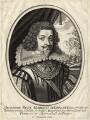 Antoine Coiffier-Ruzé, Marquis d'Effiat, published by Balthasar Moncornet, after  Unknown artist - NPG D26229