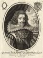 Antoine Coiffier-Ruzé, Marquis d'Effiat, published by Balthasar Moncornet, after  Unknown artist - NPG D26230