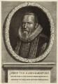 Sir John van Olden Barnavelt (Johan van Oldenbarnevelt), by André Vaillant - NPG D26244