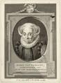 Maria van Utrecht, by Reinier Vinkeles, after  Michiel Jansz. van Miereveldt - NPG D26245