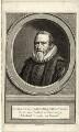 Sir John van Olden Barnavelt (Johan van Oldenbarnevelt), by Jacobus Houbraken, after  Aert Schouman - NPG D26246
