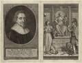 Huigh De Groot (Hugo Grotius), after Willem de Broen - NPG D26251