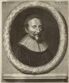 Huigh De Groot (Hugo Grotius), by Abraham Meindersz van der Wenne, after  Michiel Jansz. van Miereveldt - NPG D26258