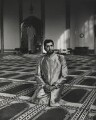Sir Iqbal Sacranie, by Sir Donald ('Don') McCullin - NPG P1287