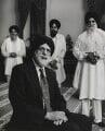Indarjit Singh, by Sir Donald ('Don') McCullin - NPG P1289