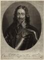 King Charles I, by Isaac Beckett, after  Sir Anthony van Dyck - NPG D26300