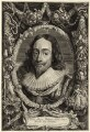 King Charles I, by Jonas Suyderhoef, after  Sir Anthony van Dyck - NPG D26303