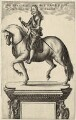 King Charles I, by Wenceslaus Hollar - NPG D26307