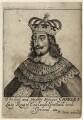 King Charles I, published by Peter Stent - NPG D26332