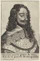 King Charles I, published by Peter Stent - NPG D26351