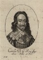 King Charles I, by George Glover - NPG D26359