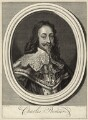 King Charles I, by Bernard Picart (Picard), after  Sir Anthony van Dyck - NPG D26381