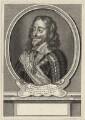 King Charles I, by Étienne Jehandier Desrochers - NPG D26383