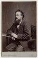 William Morris, by London Stereoscopic & Photographic Company - NPG x3728