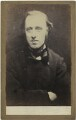 (William) Edward Hartpole Lecky, by Julia Margaret Cameron - NPG x18072
