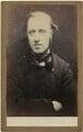 (William) Edward Hartpole Lecky, by Julia Margaret Cameron - NPG x18072