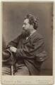William Morris, by Elliott & Fry - NPG x3725