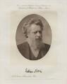 William Morris, by Frederick John Jenkins, after  Elliott & Fry - NPG x3752