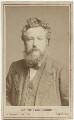 William Morris, by London Stereoscopic & Photographic Company - NPG x3764