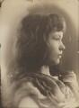 Margaret Lucy Becher (née Lyttelton), by Eveleen Myers (née Tennant) - NPG Ax68638