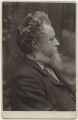 William Morris, by Sir Emery Walker - NPG x3746