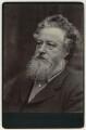 William Morris, by Sir Emery Walker - NPG x3731