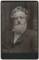 William Morris, by Sir Emery Walker - NPG x3732
