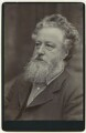 William Morris, by Sir Emery Walker - NPG x3744