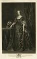 Henrietta Maria, by Pieter Stevens van Gunst, after  Sir Anthony van Dyck - NPG D26398
