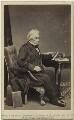 James Parke, 1st Baron Wensleydale, by William Walker & Sons - NPG x27343