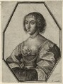 Henrietta Maria, published by Peter Stent - NPG D26400