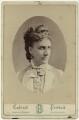 Edith Bulwer-Lytton (née Villiers), Countess of Lytton, by Bourne & Shepherd - NPG x129627