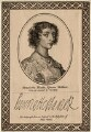 Henrietta Maria, published by John Thane, after  Sir Anthony van Dyck - NPG D26408