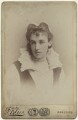Ethel Isabel Grant (née McNeil), by Philip Adolphe Klier - NPG x26170