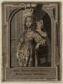 Mary, Princess of Orange, by Pieter de Jode I, after  Sir Anthony van Dyck - NPG D26432