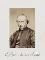 Charles John Ellicott, by Samuel Alexander Walker - NPG Ax29229