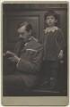 Sir Arthur Strachey; Jack Strachey, by Frederick Hollyer - NPG x38567