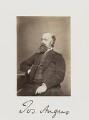 Joseph Angus, by Samuel Alexander Walker - NPG Ax29237