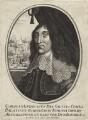 Charles Lewis (Louis), Elector Palatine, published by Balthasar Moncornet - NPG D26462