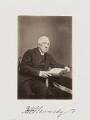 Benjamin Hall Kennedy, by Samuel Alexander Walker - NPG Ax29242