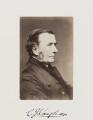 Charles John Vaughan, by Samuel Alexander Walker - NPG Ax29252